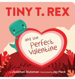 Chronicle Books Tiny T. Rex and the Perfect Valentine