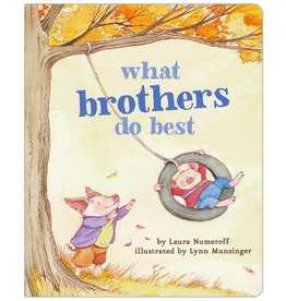 Chronicle Books What Brothers Do Best bb