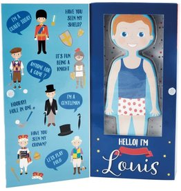 Floss & Rock Louis Magnetic Dress Up