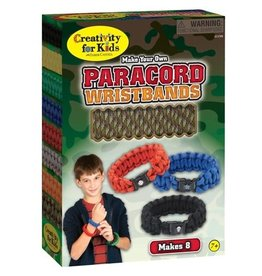 Faber-Castell Paracord Wristbands
