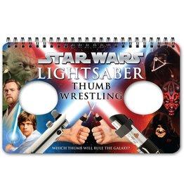 Chronicle Books Star Wars Lightsaber Thumb Wars