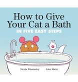 Tundra How to Give Your Cat a Bath