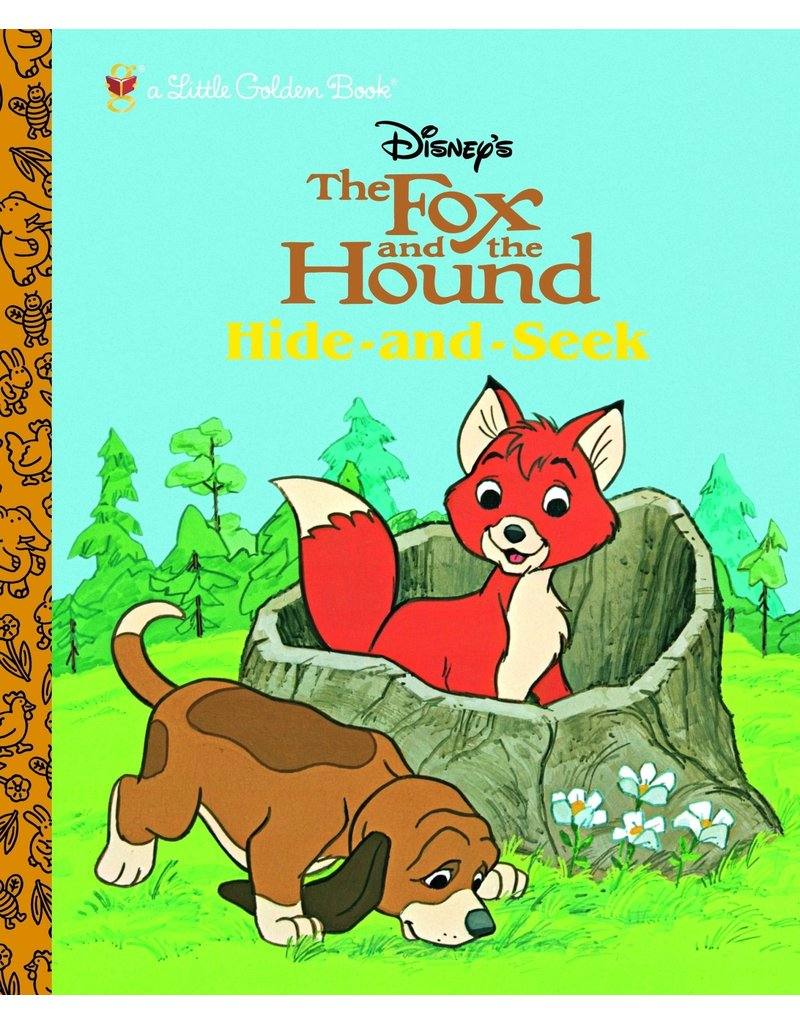 Penguin Randon House The Fox and the Hound