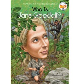 Penguin Group Who Is Jane Goodall?