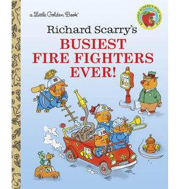 Random House Busiest Firefighters Ever