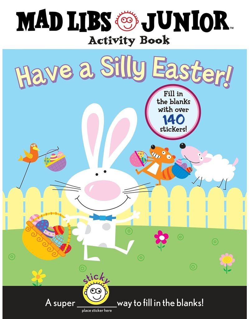 Penguin Group Have a Silly Easter Mad Libs