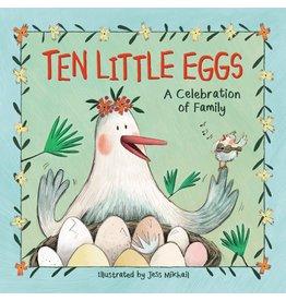 Harper Collins Christian Ten Little Eggs