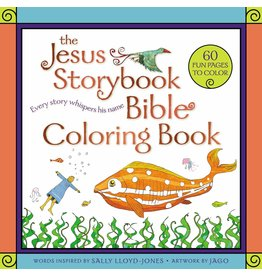 Harper Collins Christian The Jesus Storybook Bible Coloring Book