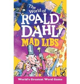 Penguin Roald Dahl Mad Libs