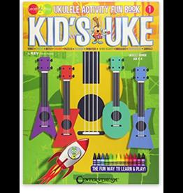 Hal Leonard Kid's Uke - Ukulele Activity Fun