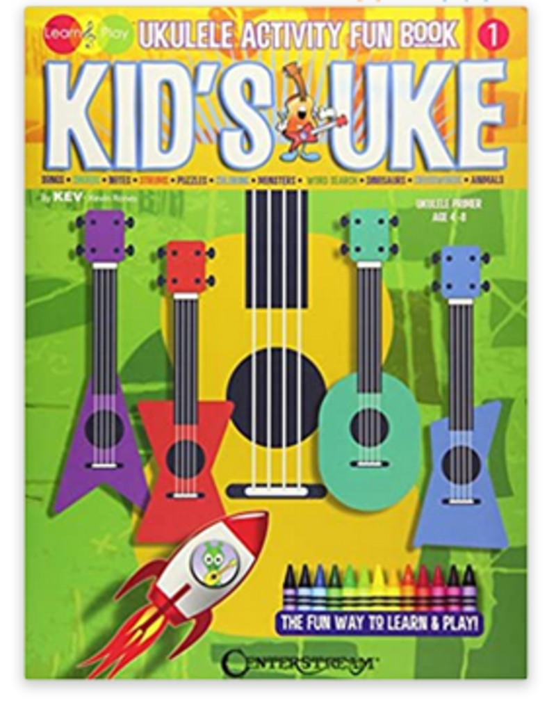 Hal Leonard Kid's Uke - Ukulele Activity Fun