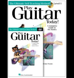 Hal Leonard Play Guitar Today Beginner's Pack