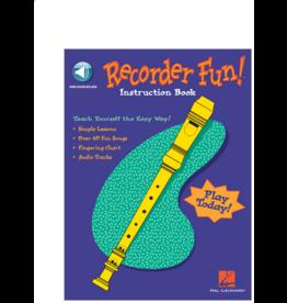 Hal Leonard Recorder Fun! Teach Yourself
