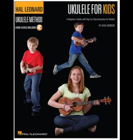 Hal Leonard Ukulele for Kids Beginners Guide