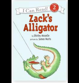 Harper Collins Zack's Alligator, Level 2