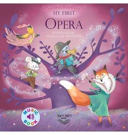 Jam Jam Books My First Opera