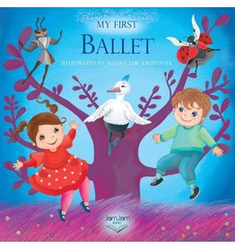 Jam Jam Books My First Ballet