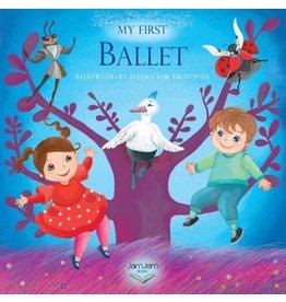 Jam Jam Books My First Ballet