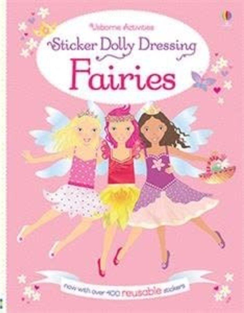 Usborne Sticker Dolly Fairies