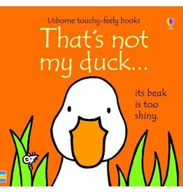 Usborne That's Not My Duck