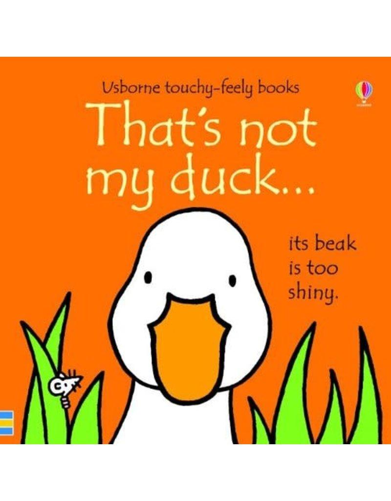Usborne That's Not My Duck