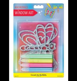 Creativity for Kids Window Art Bug Buddies