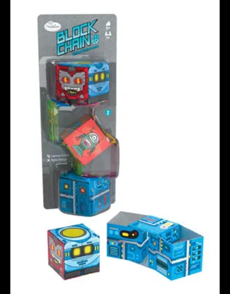 Think Fun Block Chain Robots