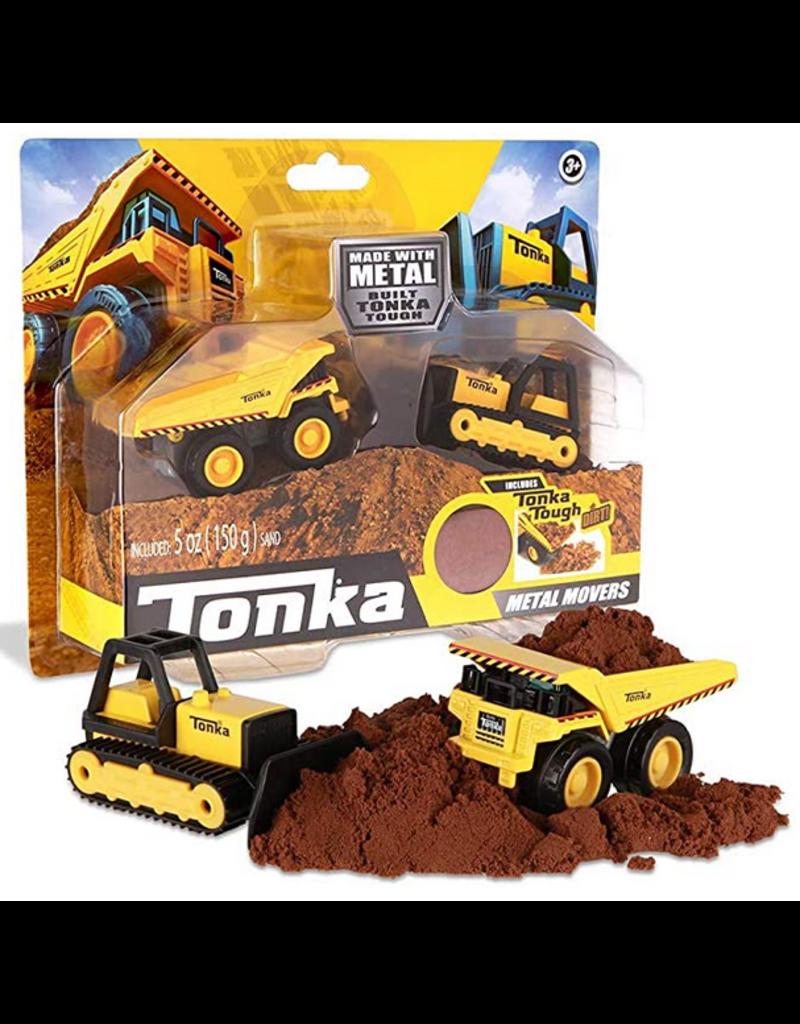 Tonka Tonka Metal Movers Combo Pack