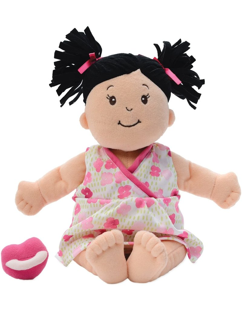 Manhattan Toys Baby Stella Brunette