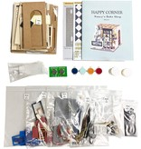 Hands Craft Bake Shop DIY Miniature Dollhouse Kit