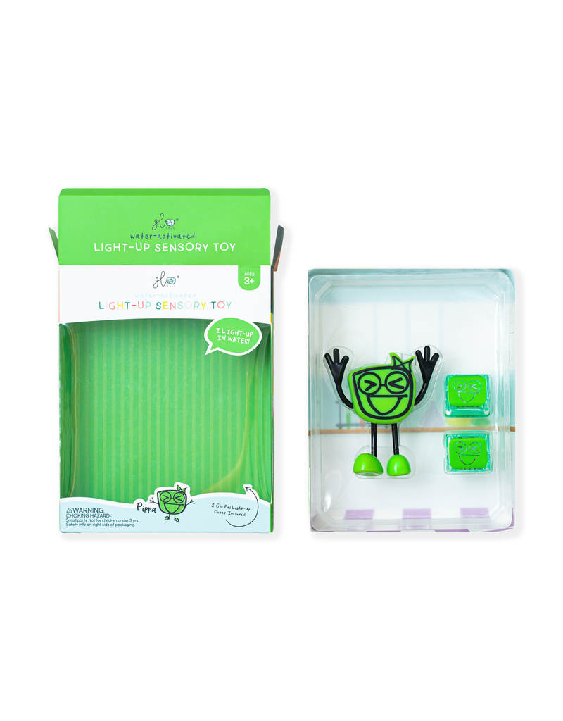 Glo Pals Pippa - Green Glo Pals