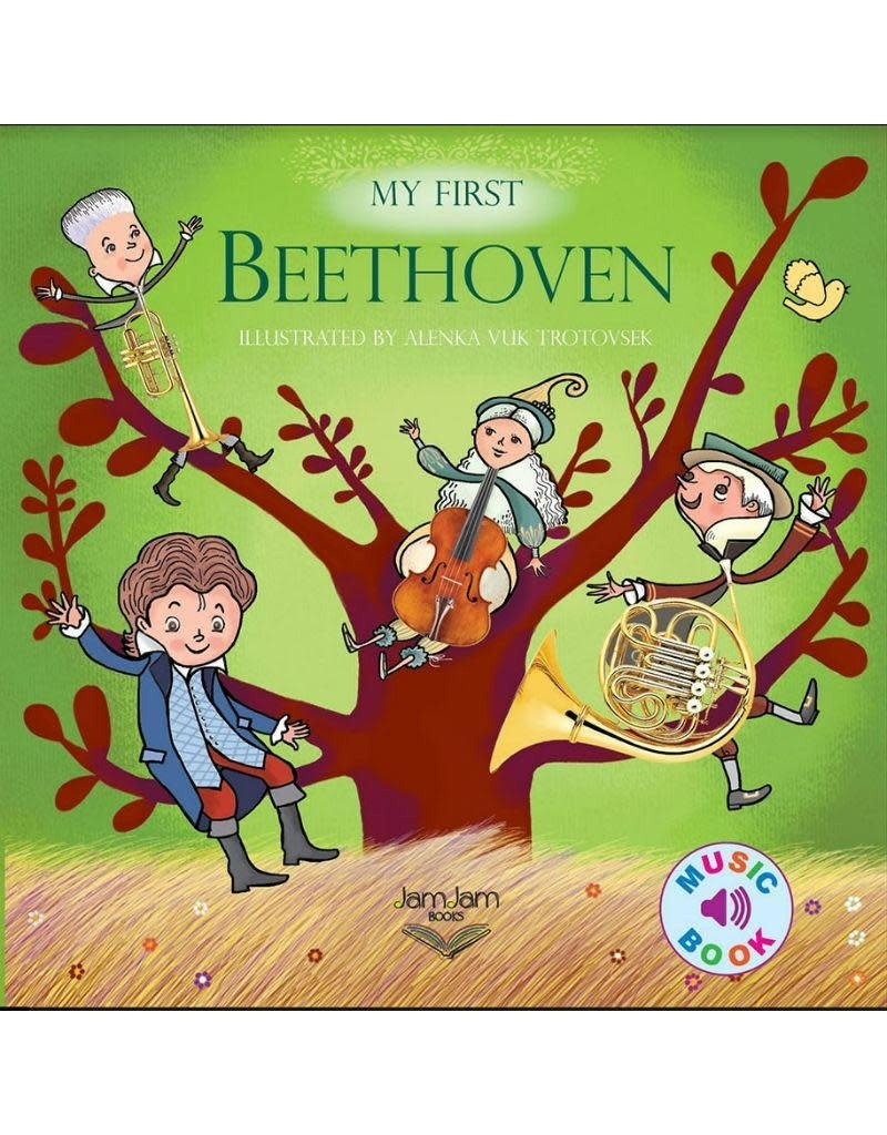 Jam Jam Books My First Beethoven
