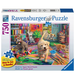 Ravensburger Cute Crafters 750 pc XL