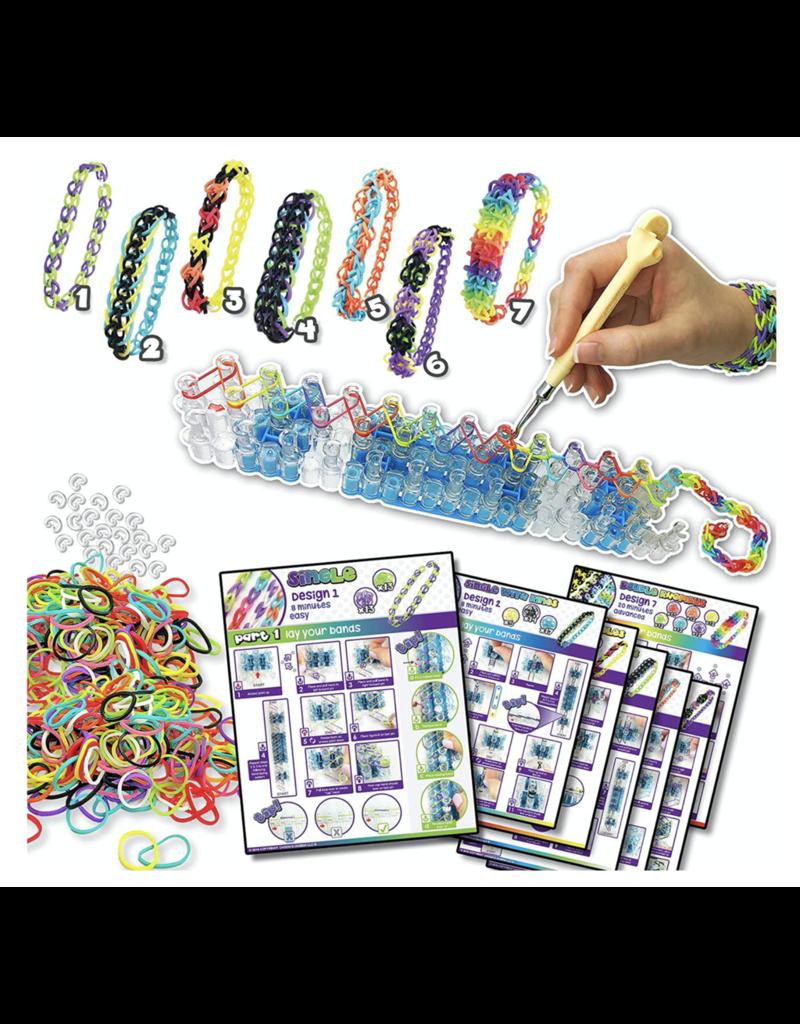 Rainbow Loom Rainbow Loom Bracelet Craft Kit