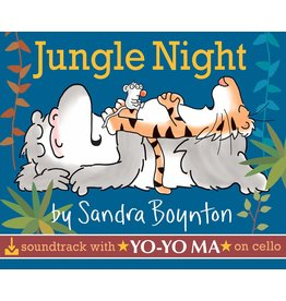 Workman Pub Sandra Boynton Jungle Night