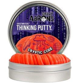 Crazy Aaron Ghostwriters Cryptic Code