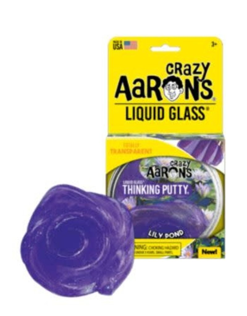 Crazy Aaron Liquid Glass Lily Pond