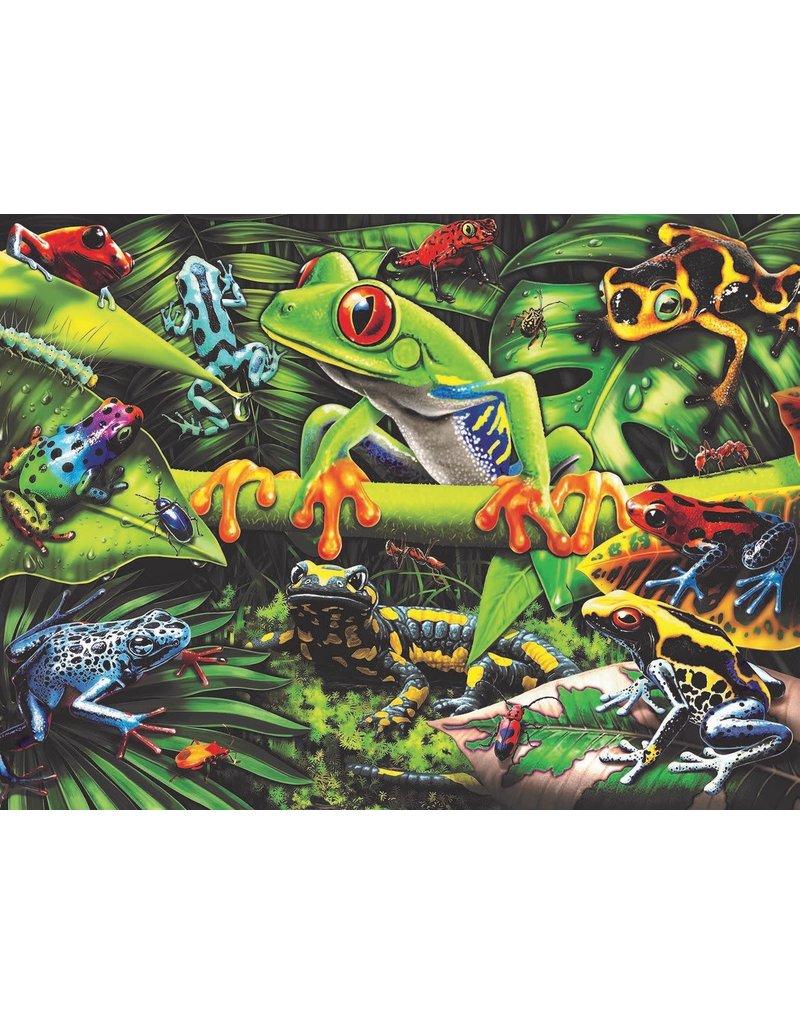 Ravensburger Amazing Amphibians 35 pc