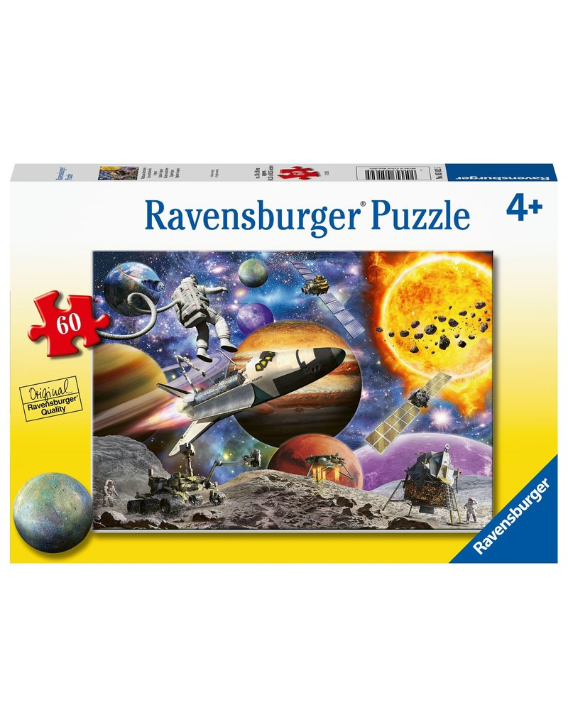 Ravensburger Explore Space 60 pc