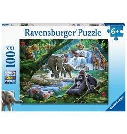 Ravensburger Jungle Animals 100 pc