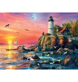 Ravensburger Lighthouse at Sunset 500 pc