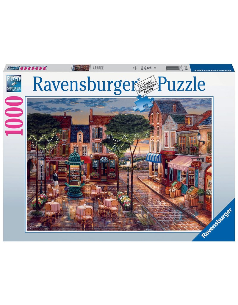 Ravensburger Paris Impressions 1000 pc