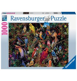 Ravensburger Birds of Art 1000 pc