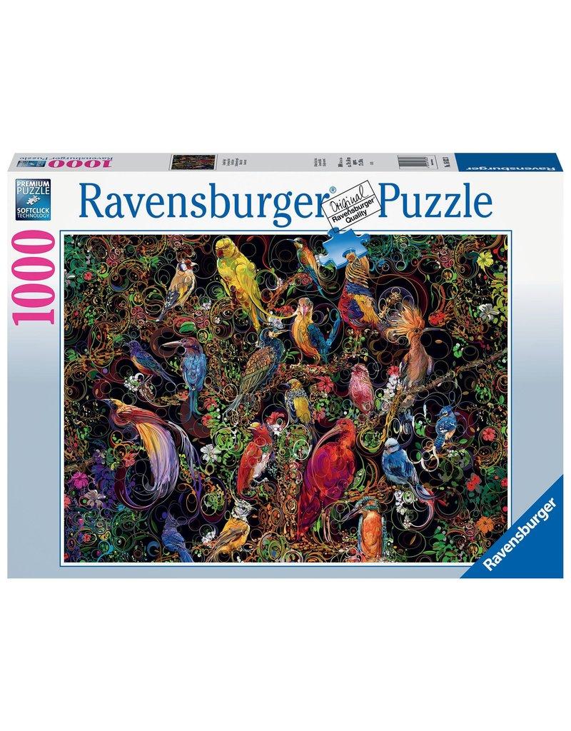 Ravensburger Birds of Art 1000 pc
