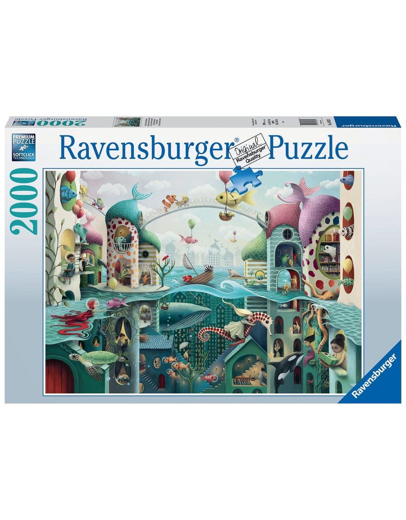 Ravensburger If Fish Could Talk 2000 pc