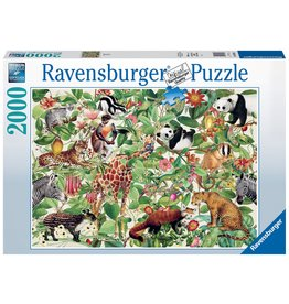 Ravensburger Jungle 2000 pc
