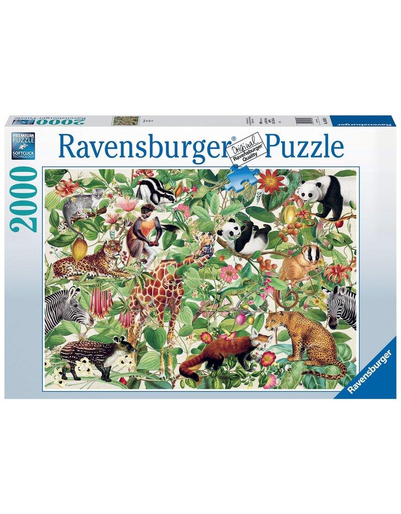 Ravensburger Jungle 2000 pc