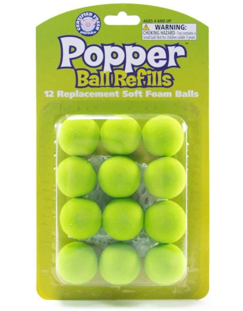 Hog Wild Green Refill - Power Popper