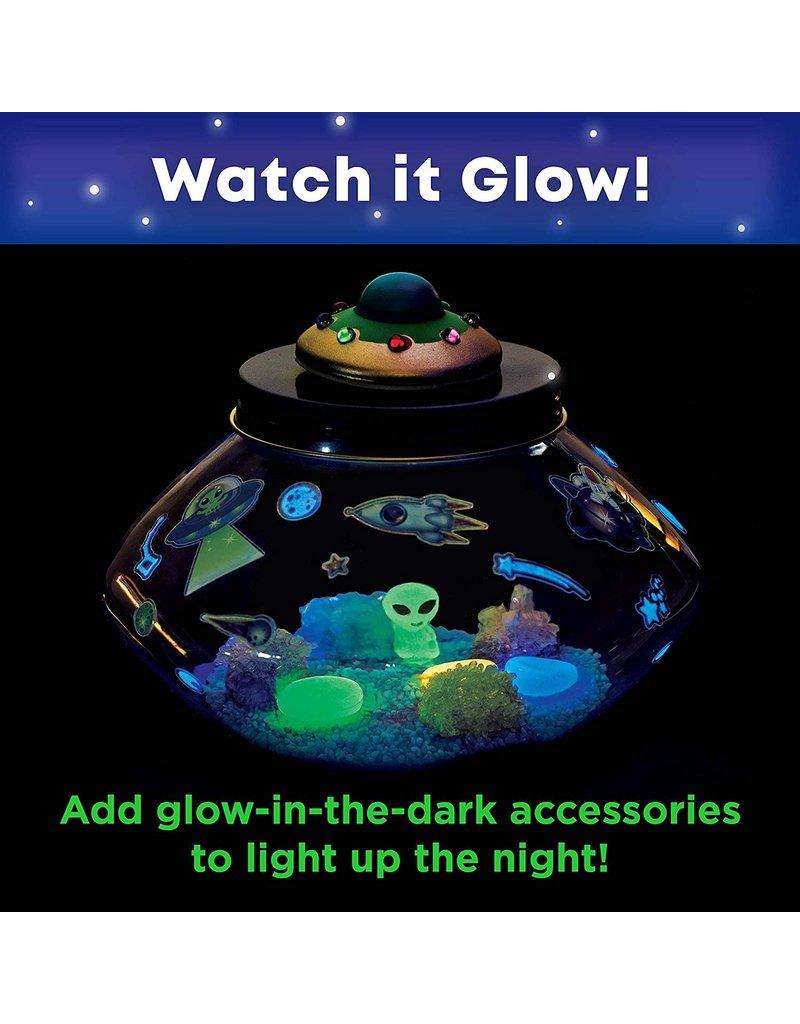 Creativity for Kids Crystal Space Terrarium