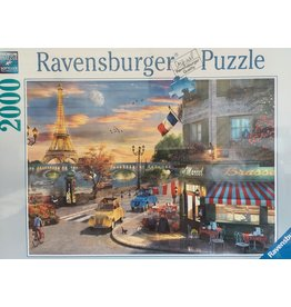 Ravensburger Paris Sunset 2000 pc